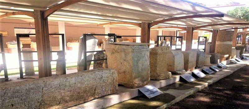 موزه باستان شناسی آلانیا، موزه اقوام هلنیستی و رمی