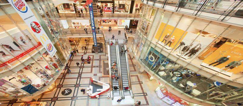 مرکز خرید پالادیوم در بانکوک
