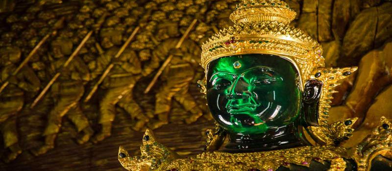 بودای زمردی بانکوک بودایی از جسپر