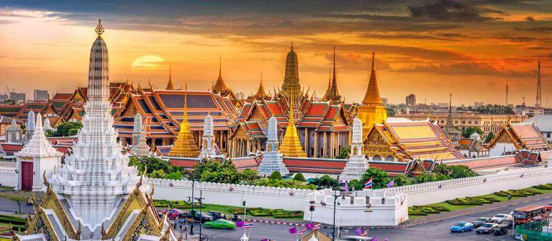 کاخ بزرگ یا کاخ پادشاهی بانکوک