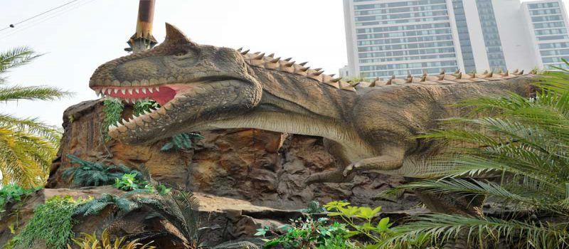 دایناسور پلنت، سیاره دایناسورها در بانکوک