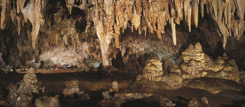 غار کارائین در نزدیکی ترمسس آنتالیا