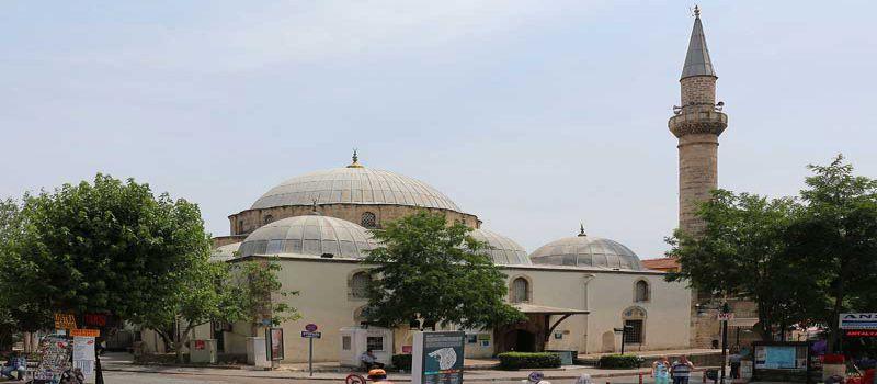 مسجد تکلی مهمت پاشا از مساجد قدیمی آنتالیا