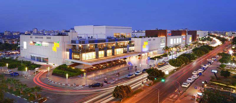 مرکز خرید تراسیتی بزرگترین مرکز خرید آنتالیا
