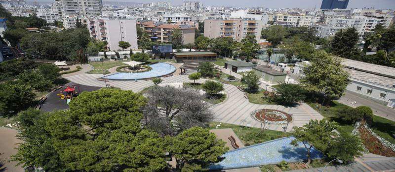 یاووز اوزجان پارکی متفاوت در آنتالیا
