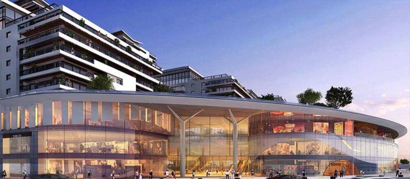 بازار پورت باکو بزرگ ترین مرکز خرید شهر