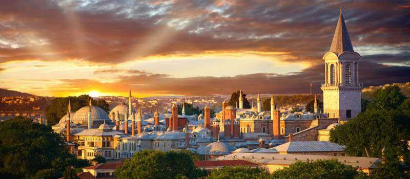 کاخ توپکاپی استانبول بزرگترین کاخ دنیا