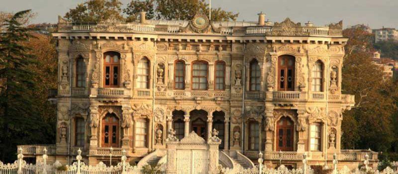 کاخ و عمارت کوچوکسو استانبول