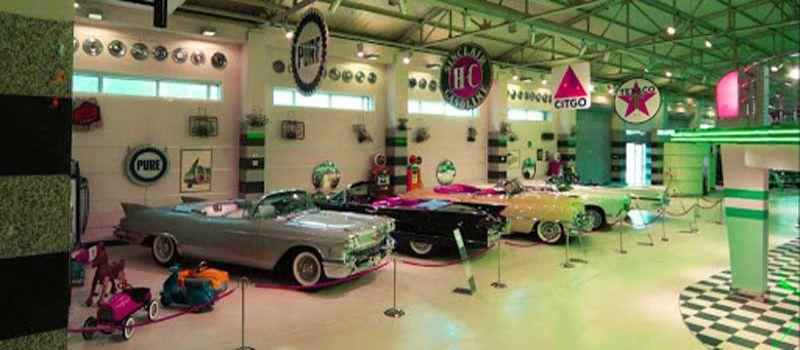 موزه ماشین های کلاسیک، از دیدنی های استانبول