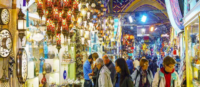 بازار بزرگ استانبول تاریخی ترین بازار عثمانی