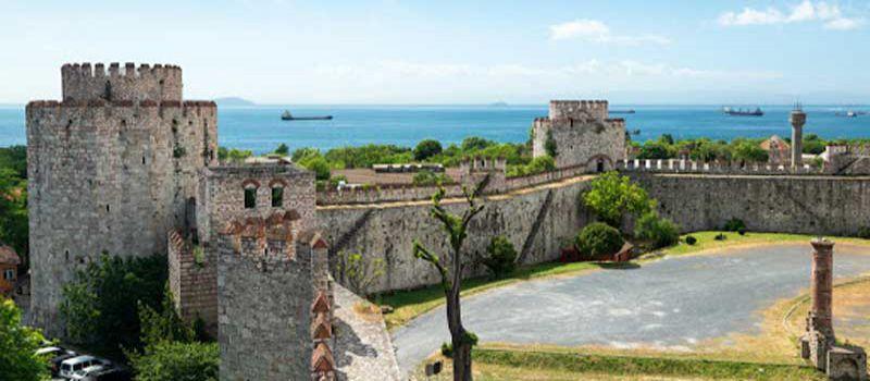قلعه یدیکوله استانبول Yedikule Fortress Museum