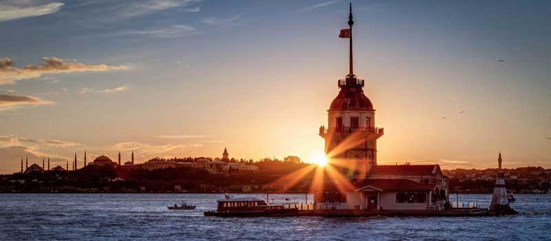 افسانه برج دختر استانبول