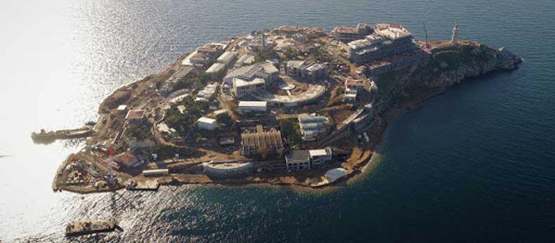 جزیره یاسی آدا استانبول
