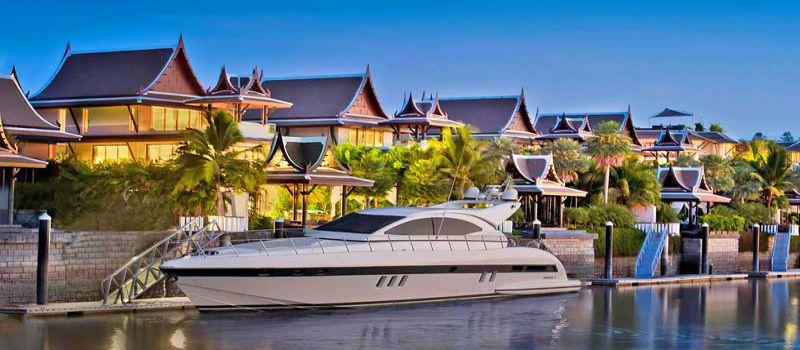 رویال پوکت مارینا تفرجگاه ساحلی استاندارد تایلند