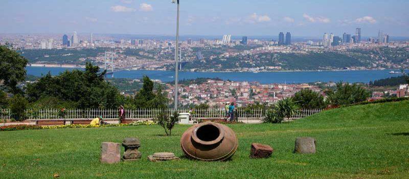 تپههای چاملیجا در استانبول