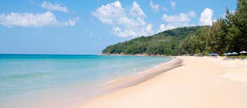 ساحل نای ثون یا نای ثون بیچ در پوکت تایلند