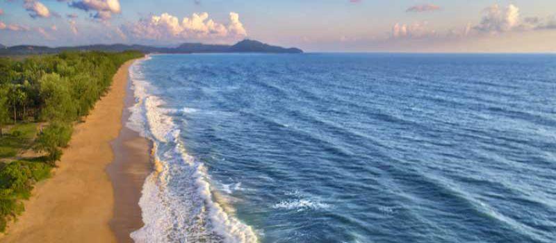 مای کاوو بیچ ساحلی زیبا در شمال غرب پوکت
