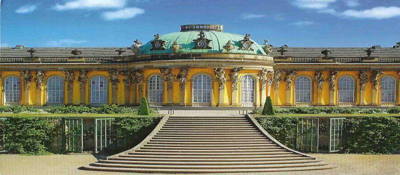 کاخ سان سوسی