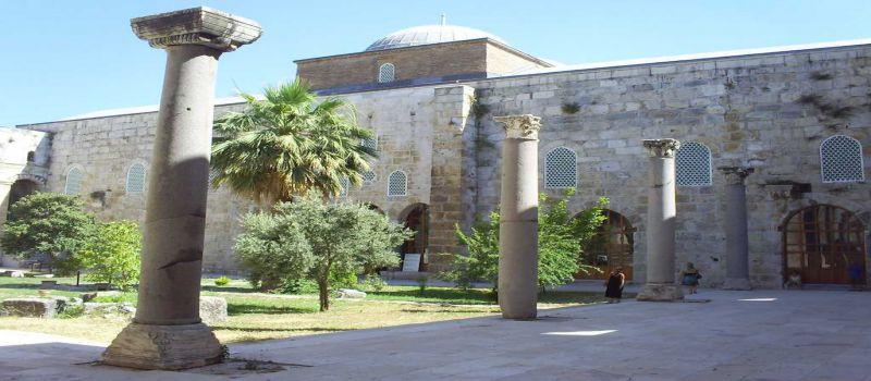 مسجد تاریخی عیسی بیگ در کوش آداسی
