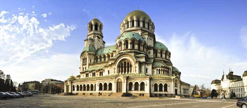 کلیسای جامع الکساندر نوسکی