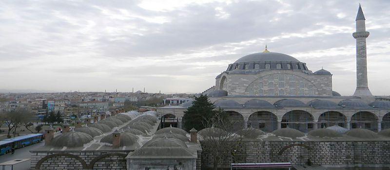 آکشابه سلطان مسجدی در نزدیکی قلعه آلانیا
