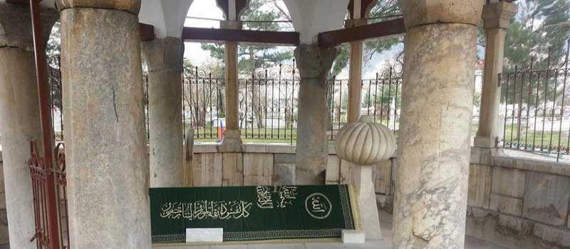 مقبره ملانصرالدین در شهر قونیه ترکیه