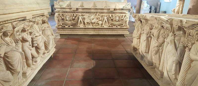 موزه باستان شناسی قونیه به سبک ترکیه قدیم