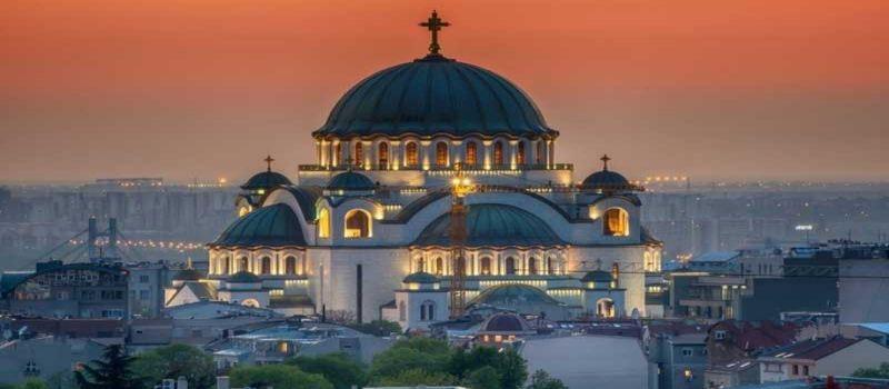 کلیسای سنت ساوا کجاست