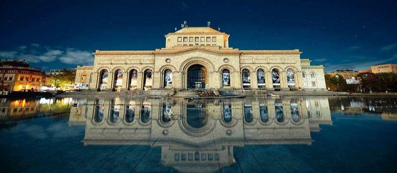 موزه اربونی انعکاس فرهنگ کهن مردم ارمنستان