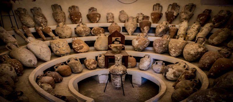 موزه باستان شناسی زیر آب در شهر بدروم ترکیه