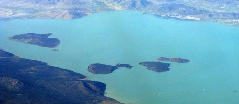 پارک ملی و دریاچه بی شهیر در طبیعت زیبای قونیه