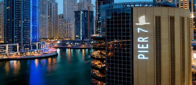اسکله شماره 7 دبی با هفت رستوران مجلل