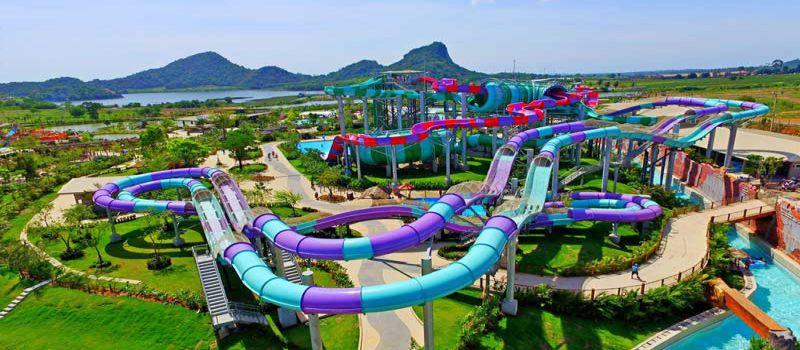 رامایانا بهترین و بزرگ ترین پارک آبی پاتایا