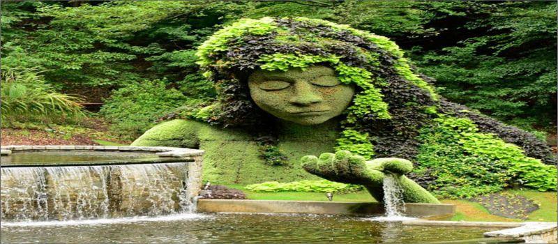 باغ گیاه شناسی ملی گرجستان در تفلیس