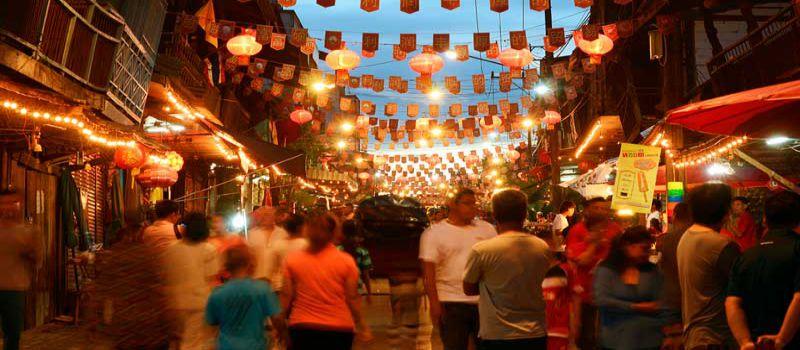 چاکن گیو در پاتایا بازار محله قدیمی چینی ها