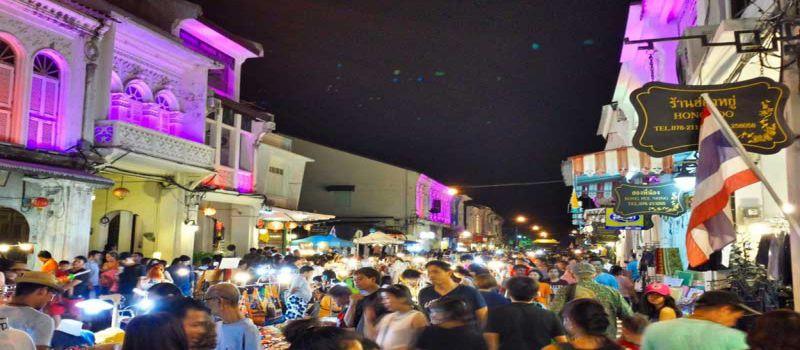 جامتین بیچ نایت مارکت بازار ارزان در پاتایا