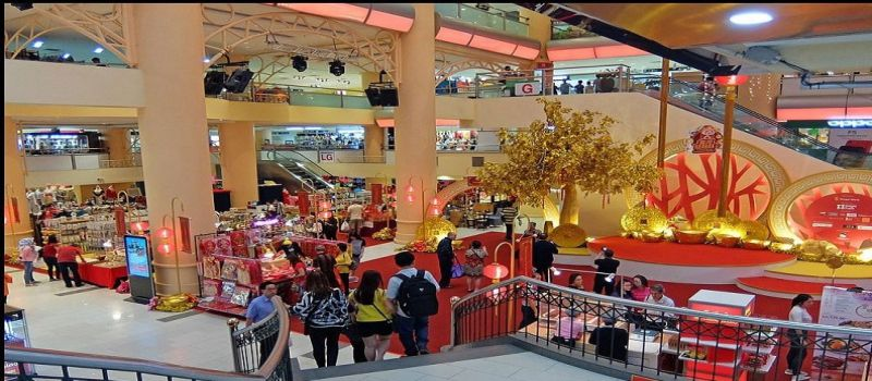 سونگی وانگ پلازا مرکز خرید ارزان قیمت در مالزی