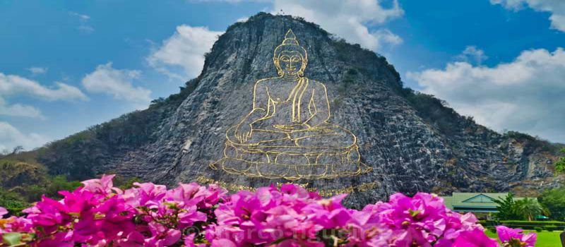 کوه بودا مهمترین نشانه شهر پاتایا