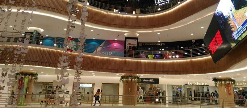 مرکز خرید لات تن کوالالامپور گل سر سبد فروشگاه های منطقه