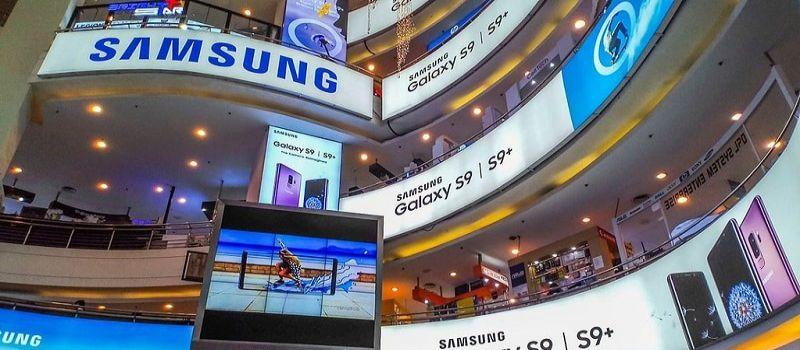 مرکز خرید لاو یات پلازا، قطب اصلی دیجیتال و لوازم الکترونیک کوالالامپور