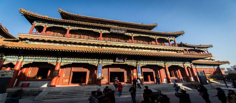 شهر ممنوعه پکن بزرگترین مجموعه قصر جهان