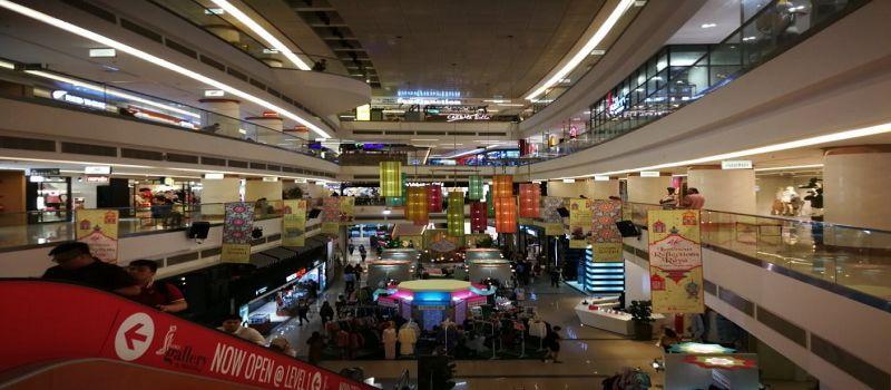 اونیو کی مرکز خریدی با بوتیک های شیک و مدرن در کوالالامپور