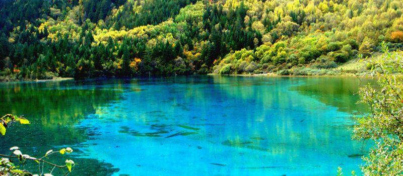 منطقه حفاظت شده هوانگلوگ پارک طبیعی و بی نظیر در پکن