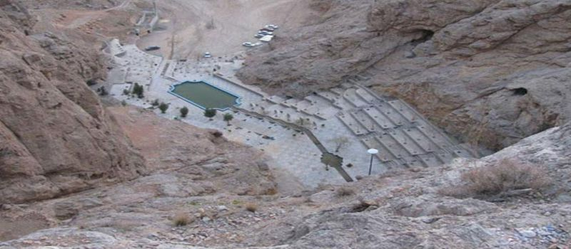 چشمه لادر( و امامزاده سیدمحمد)خمینی شهر اصفهان