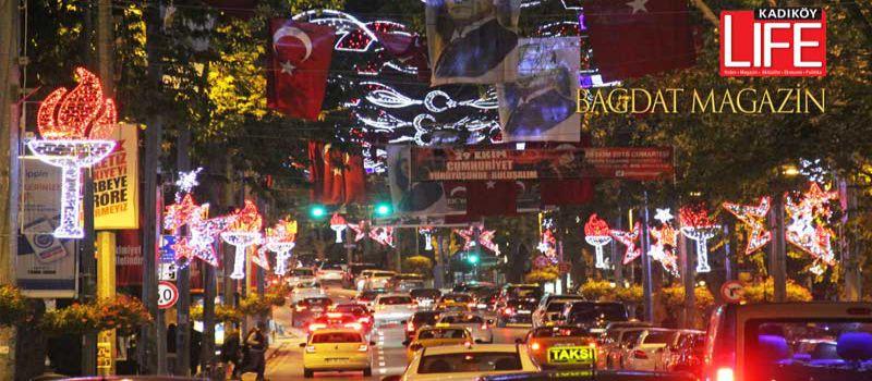 درباره خیابان بغداد استانبول چه می دانید ؟