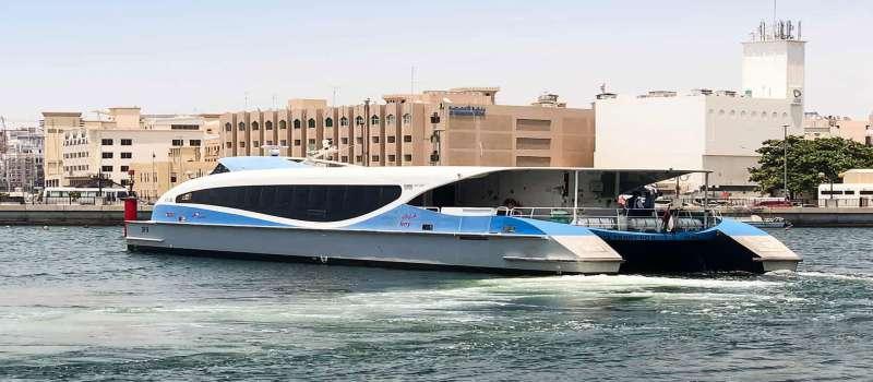 دبی فری و دیدن جاذبه های توریستی دبی از دریا