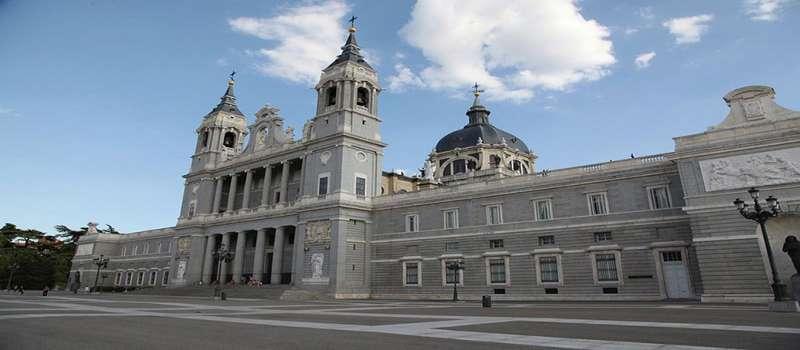 کلیسای جامع مادرید