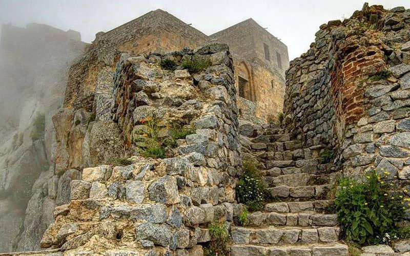 قلعه بابک کجاست