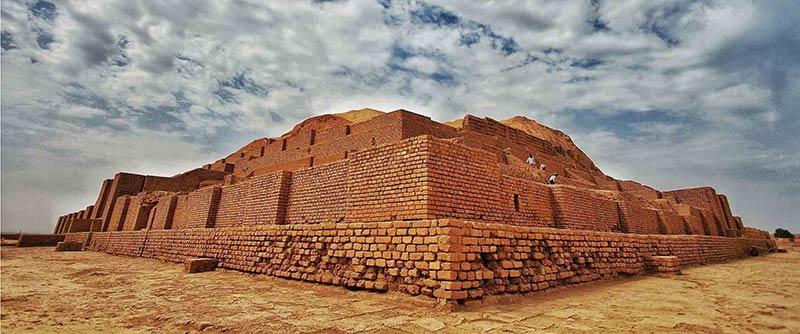 بنای تاریخی زیگورات چغازنبیل کجاست ؟
