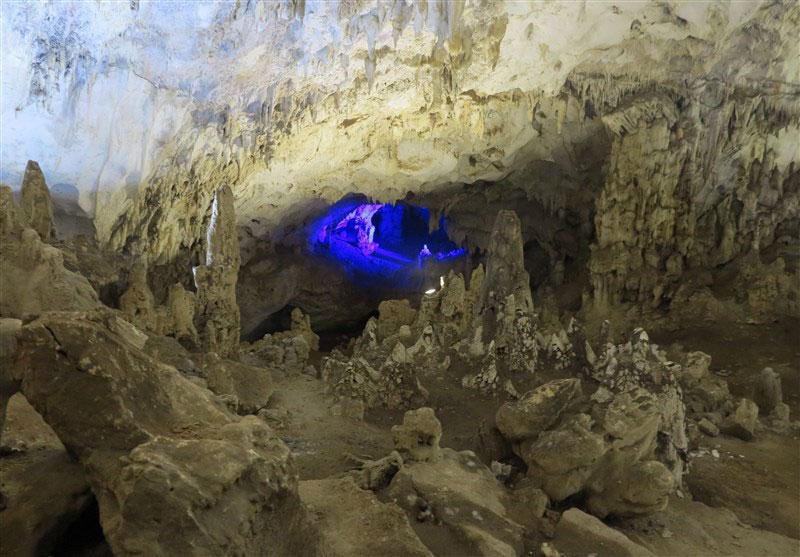 غار ده شیخ غاری 135 میلیون ساله